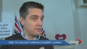 ICBC to collect unpaid student loans?