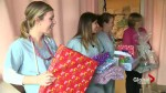 Rouge Valley Health System staff help make one family's Christmas brighter
