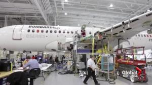 Bombardier announces 2,000 layoffs in Canada