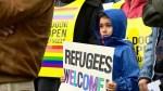 Saskatoon rally calls on feds to do more for Syrian migrants