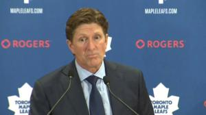 Babcock still trying to determine who will score for Leafs