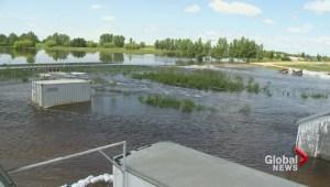 Provincial flood wrap – July 2