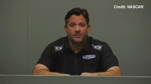 Tony Stewart speaks for the first time about death of Kevin Ward Jr