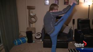 Edmonton man defies medical diagnosis by practising martial arts