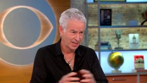John McEnroe refuses to apologize for saying Serena Williams would be ranked 700 if she played with men