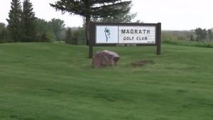Sale of McGrath Golf Club possible