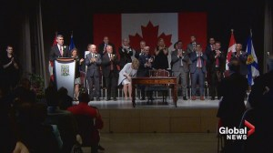 Nova Scotia Premier Stephen McNeil appoints 17 to new cabinet