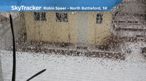 Snowfall warnings for parts of Saskatchewan