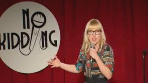 Female comedians and sexism on stage