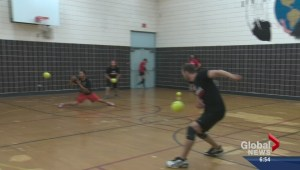 Check out Dodgeball Edmonton
