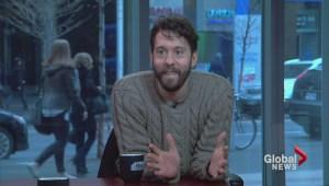 "Jonathan Kite talks ""Two Broke Girls"""