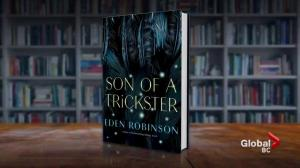 Award winning author Eden Robinson talks about influence for new book
