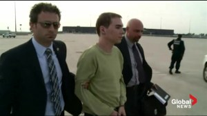 Luka Magnotta was normal and cordial, building manager said