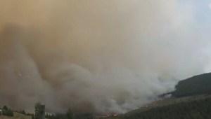 Testalinden Alert expands again; crews battle fires throughout region