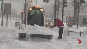 U.S. east coast to be hit with more harsh winter weather