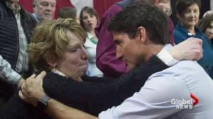 Justin Trudeau faces tough questions on day 2 of cross-Canada road trip