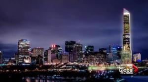 Edmontonians get peek at what could become city's tallest building