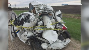 20-year-old Niverville woman survives horrific crash on Highway 59