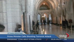 Terrorism expert on Ottawa shooting
