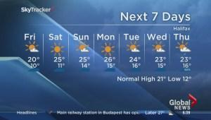 Morning News Forecast Sept 3
