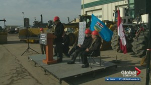 Federal and provincial governments providing funding for Alberta highways