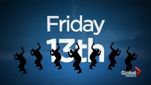 It's Friday the 13th, are you superstitious?
