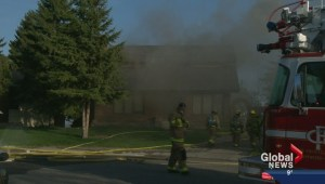 House fire in Rundleview neighborhood