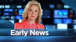 Early News Top Headlines: Nov 12