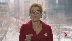 West Block Preview: Kathleen Wynne on feud with Stephen Harper