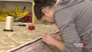 Moncton workshop helping people with troubled pasts work again through refinishing furniture