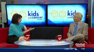 Kids with Cancer Society on meeting the needs of the entire family