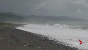 Hurricane Matthew expected to make landfall in Haiti
