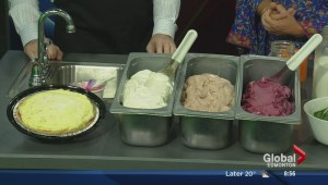 In the Global Edmonton Kitchen with Cravings Artisan Gelato