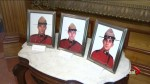 Moncton RCMP officers honoured on Father's Day