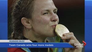 Canada's Medal Count in Rio