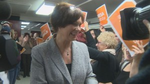 Theresa Oswald launches NDP leadership campaign
