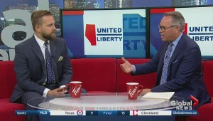 Derek Fildebrandt launches United Liberty group