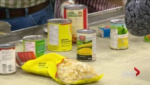 Alberta food banks busy as ecomony fades along with oil prices