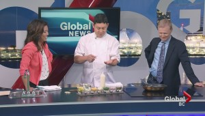Chef Quang Dang from West restaurant