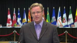 Friction over oil, energy at premiers meeting