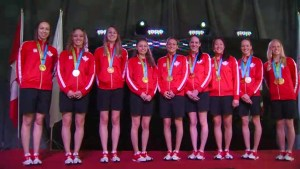 Golden first weekend for team Canada at the Pan Am Games