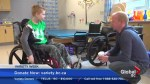 Variety Week: A wheelchair for Johannes