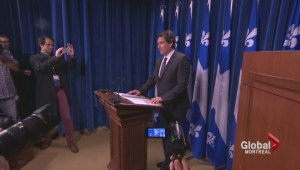 Péladeau to put Quebecor shares in blind trust if he is PQ leader