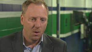 Corey Hirsch opens up about battle with OCD