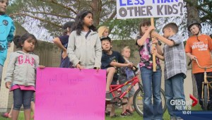 Prairie Spirit School Division parents rally for education funding