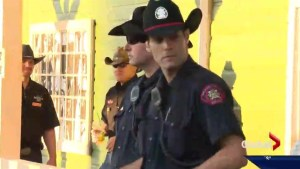 Stampede security beefed up