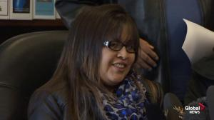 Rinelle Harper eager to go back to school: Mother