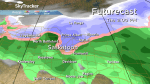 Saskatoon weather outlook: snow, risk of freezing rain Thursday