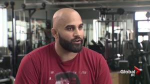 B.C's Arjan Bhullar sets his sights on UFC