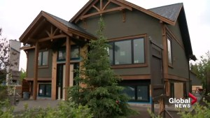 Canmore family returns home 1 year after explosion